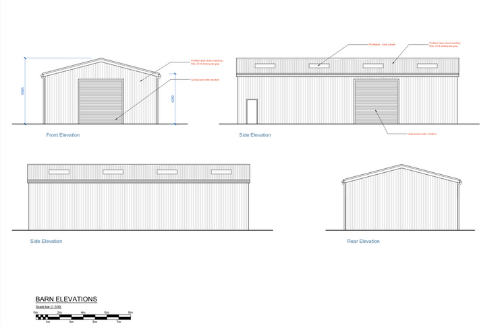 Success! No Prior Approval Required for Forestry Building in Rural Sheffield