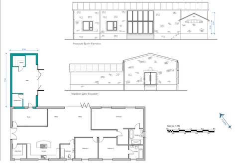 Success! Full Planning Granted for Extension to Class Q in South Yorkshire